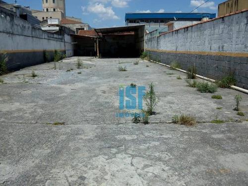 Imagem 1 de 2 de Terreno À Venda, 400 M² Por R$ 900.000,00 - Vila Dos Remédios - Osasco/sp - Te0727