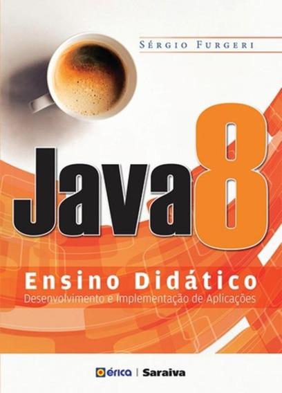 Java 8 - Ensino Didatico