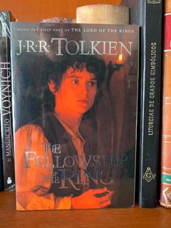 Tolkien El Señor De Los Anillos La Comunidad Del Anillo