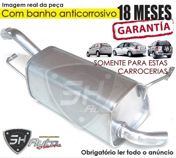 Silencioso Fiesta Hatch 1.0 1.6 2011 2012 2013 / 40985 Fc