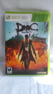 Devil May Cry Dmc - Nuevo Y Sellado - Xbox 360