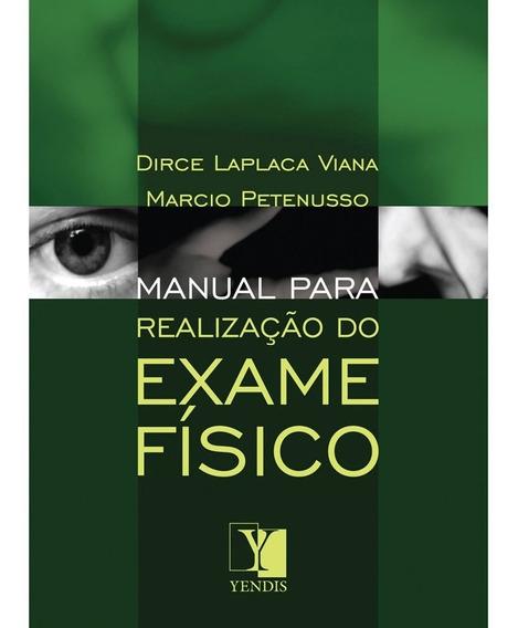 Manual Para Realização Do Exame Físico - Bolso - Yendis