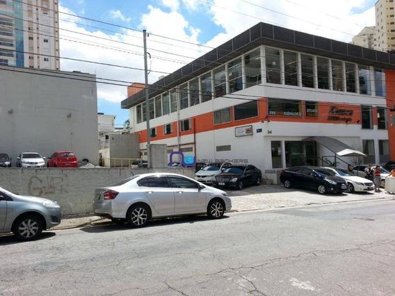 Ponto Comercial No Centro Do Anália Franco - Ga0854