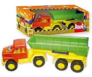 Bigger Truck Arenero Caja Vehicul Luna Plast 1113 Lunaplast