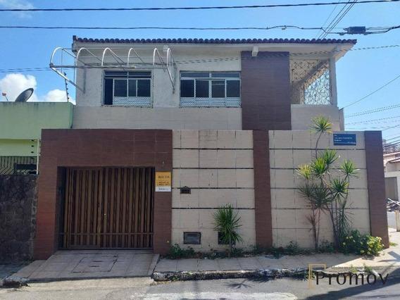 Excelente Casa Para Locação No Conj. Medice 1 - Luzia - Aracaju/se - Ca0620