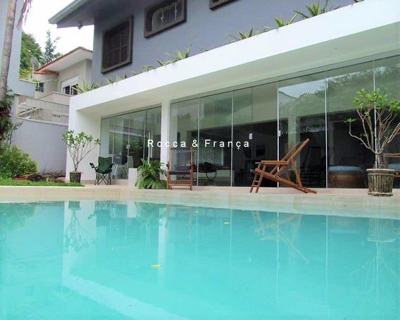 Casa Residencial Em Sao Paulo - Sp, Alto De Pinheiros - Ca00029