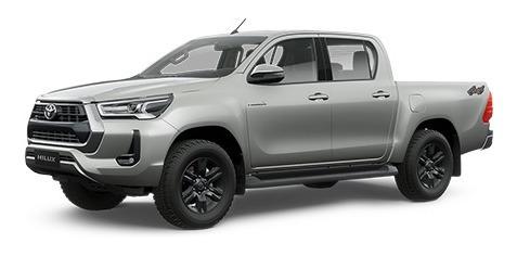 Toyota Hilux 4x4 D/c Srv 2.8 Tdi 6 M/t 2021