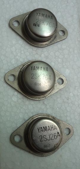 Yamaha B-2 - Transistores De Saída