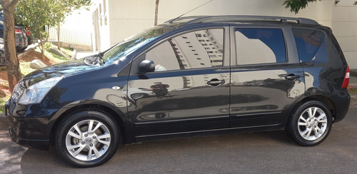 Nissan Livina 2013 1.6 S Flex 5p