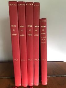Livros/coleção Artesanato- Mãos De Ouro