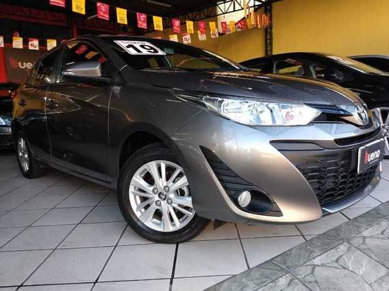 Toyota Yaris 1.3 Xl Plus Tech 16v Cvt 5p