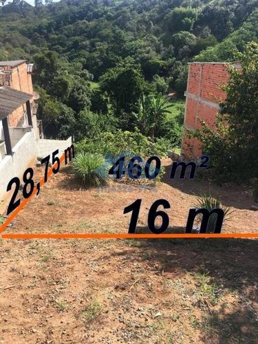 Terreno À Venda, 460 M² Por R$ 266.000 - Jardim São Luís - Santana De Parnaíba/sp - Te0505