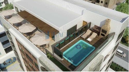 Apartamento Para Vender, Intermares, Cabedelo, Pb - 33914-36828