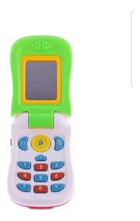 Teléfono Celular Musical Niños Bebes Baby Shower