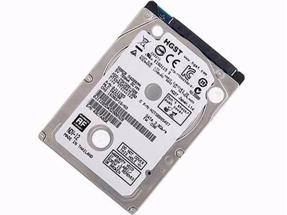 Hd 500gb Hitachi Hgst Notebook 2,5 Slim Sata Novo