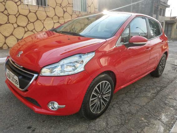 Peugeot / 208 Active 1.5 Flex - 2013/2014
