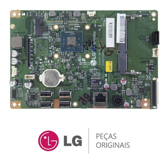 Placa Mãe Com Intel Celeron N2940 All In One LG Original
