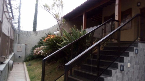 Casa Residencial À Venda Serrano Belo Horizonte. - Ibh979