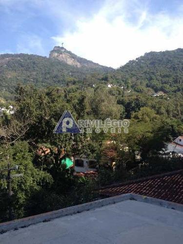 Casa Em Condomínio À Venda, 4 Quartos, 2 Suítes, 2 Vagas, Cosme Velho - Rio De Janeiro/rj - 22289