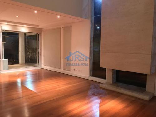 Imagem 1 de 30 de Condomínio Gênesis I Sobrado Com 4 Dormitórios À Venda, 392 M² Por R$ 2.900.000 - Alphaville - Santana De Parnaíba/sp - So0978