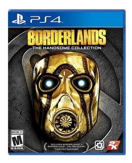 Juego Ps4 Borderlands The Handsome Collection