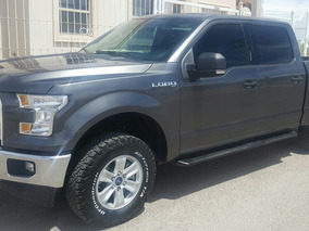 Ford Lobo 5.0l Doble Cabina Xlt V8 4x4 At 2017