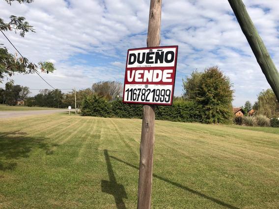 Terreno 1000 M2 Aero Country Club Gral Rodriguez U$s 27000
