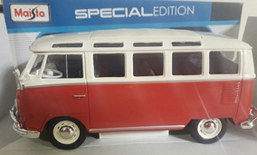Mini Van Samba Volkswagen 1:25