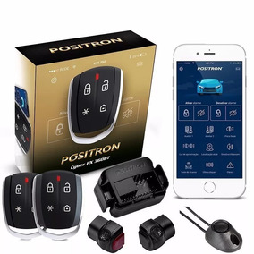 Alarme Positron Carro Px 360 Controle Pelo Celular Novo!