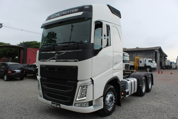Volvo Fh 540 6x4 2019/2020 - Globetroter