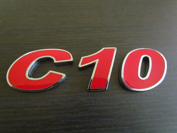 Emblema Chevrolet C10 Cheyenne Camioneta Clasica Pickup
