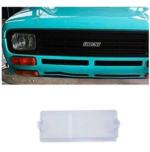 Lente Lanterna Dianteira - Gro Fiat 147 1979 1980 1981