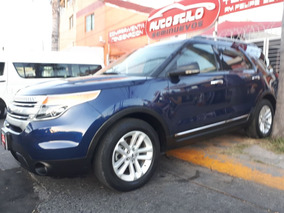 Ford Explorer Limited V6 Sync 4x2 Mt