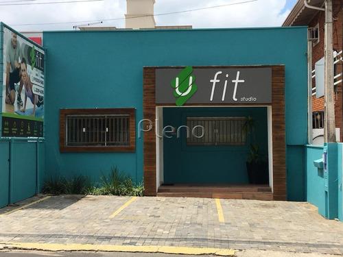 Salão Á Venda E Para Aluguel Em Cambuí - Sl027750