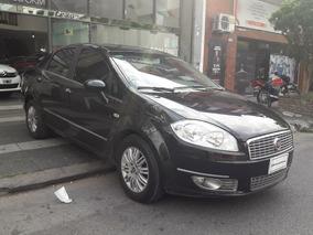 Fiat Linea 1.9 Advance Gnc 2011 Negro Lm