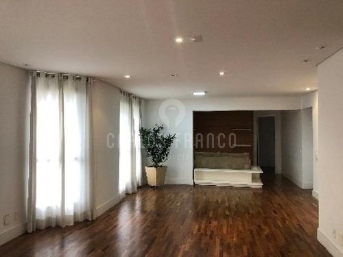 Vila Mariana - 157 M2 - 4 Dormitorios Sendo - 3 Suites -  3 Vagas - Cf66258