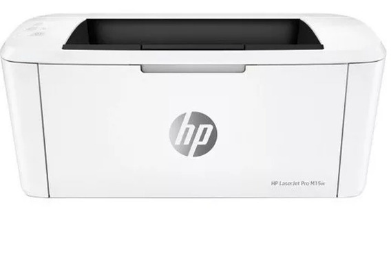 Impresora Hp Laser Pro M15w Monocromática Wifi Toner