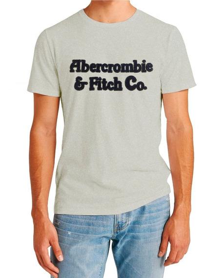 Remeras De Hombre Relieve Hollister & Abercrombie Premium