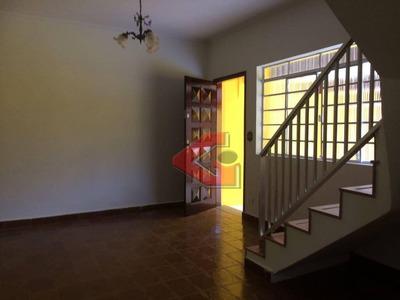 Sobrado Residencial À Venda, Rudge Ramos, São Bernardo Do Campo. - So0926