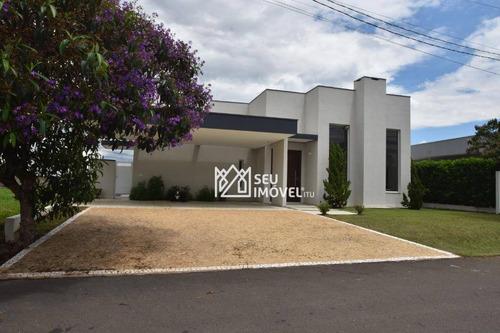 Imagem 1 de 30 de Casa Com 4 Dormitórios À Venda, 360 M² Por R$ 1.690.000,00 - Condomínio Parque Ytu Xapada - Itu/sp - Ca1960