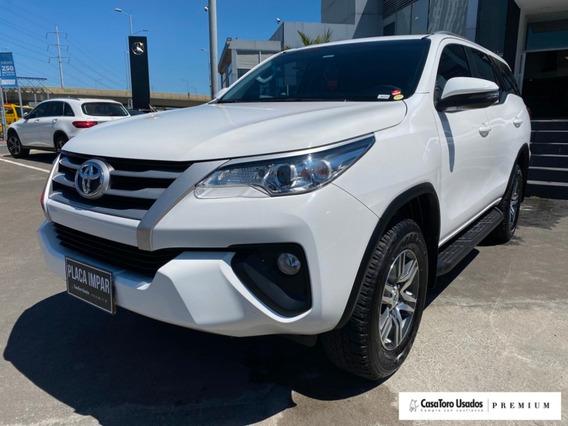 Toyota Fortuner 4x2 2700cc 2018