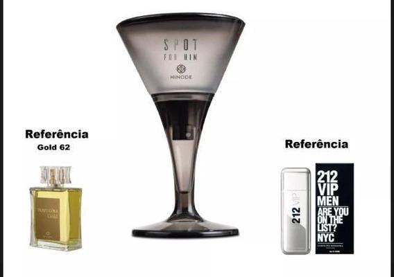 Perfume Spot Feminino E Masculino 100ml ( Gold 46/62)