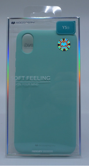 Funda Huawei Y5 2019 Mercury Goospery Soft Feeling