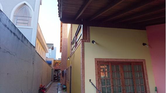 Caieiras/lindo Sobrado/local De Padrão/ac/propostas/ref05025