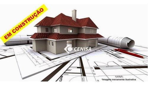 Casa Com 3 Dormitórios À Venda, 135 M² - Jardim Das Maritacas - Ca2137