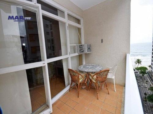 Imagem 1 de 16 de Apartamento Residencial Para Venda E Locação, Barra Funda, Guarujá - . - Ap9329
