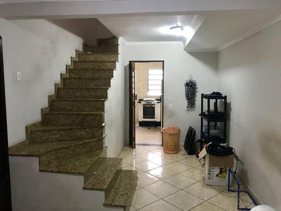 Sobrado Em Itaquera, São Paulo/sp De 80m² 2 Quartos À Venda Por R$ 390.000,00 - So234556