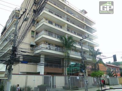 Apartamento Residencial Para Venda E Locação, Praça Seca, Rio De Janeiro. - Ap0372