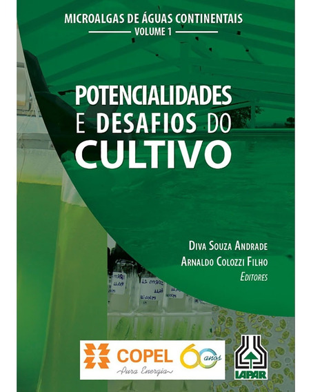 Livro Microalgas De Águas Continentais Vol. 1