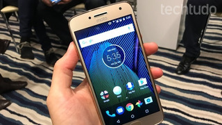 Motorola G5 Plus Dourado